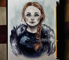 Sansa Stark by Nasuki100