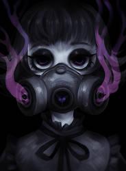 Gas Mask by Nasuki100