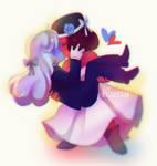 Sapphire x Ruby