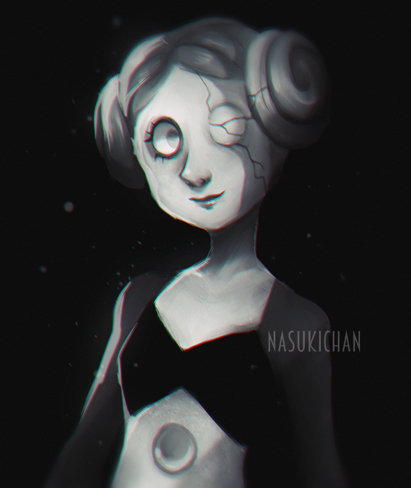 Speedpaint: www.youtube.com/watch?v=xOhtLs… White Pearl from Steven Universe  DO NOT TRACE, EDIT OR RECOLOR MY ART, PLEASE.  You can support my work on Ko-fi:  ko-fi...