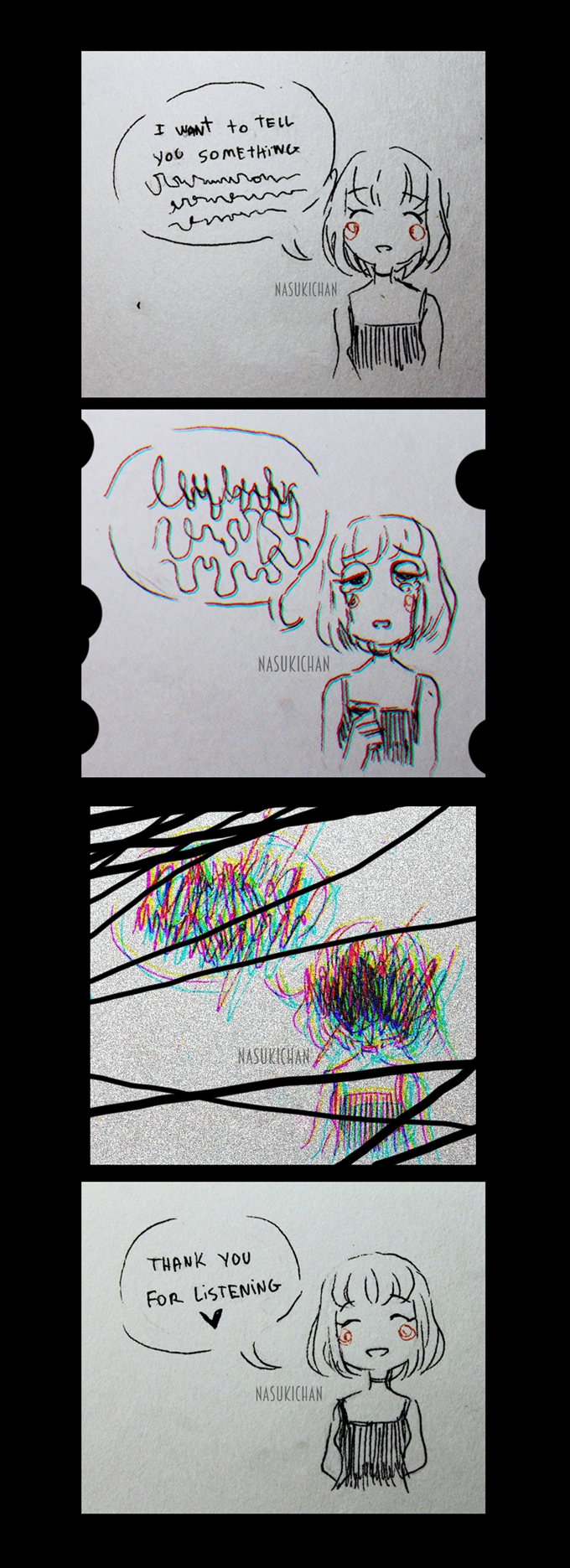 Thank you for listening by Nasuki100