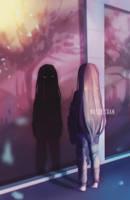 reflection by Nasuki100