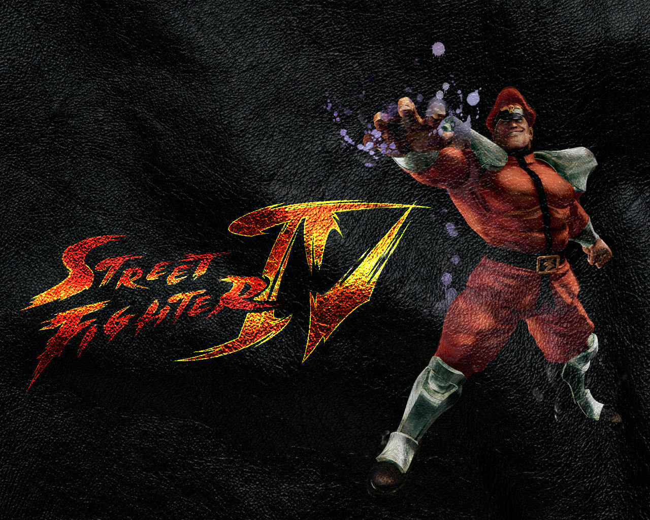 Street Fighter IV M. Bison by Sandaime-Kiichi on DeviantArt