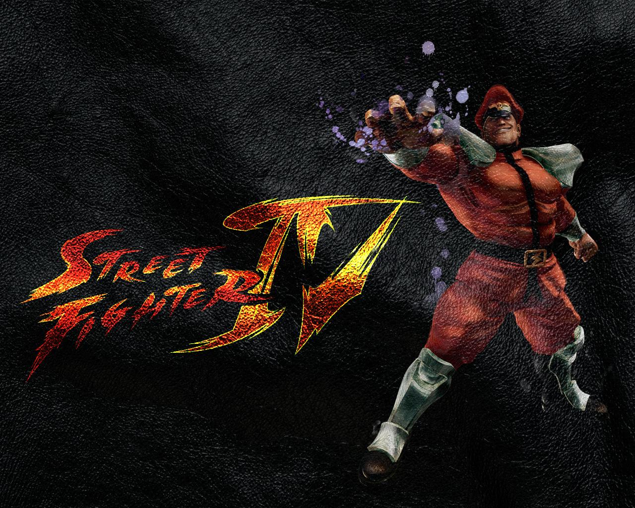 Street Fighter IV M. Bison by Sandaime-Kiichi on DeviantArt