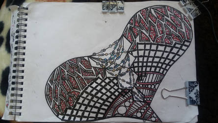 Z.I.A heart part #1 by branika