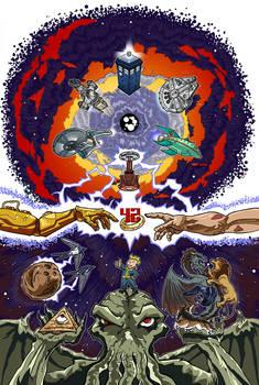 Sci-Fi/fantasy Mashup Supreme!