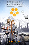 Vaulters - The Sundering -  Front Cover