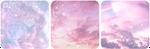   F2U Decor   ~Pastel Galaxy Divider~ by Melly-fox