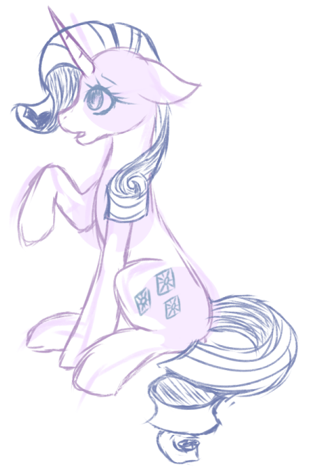 New style owo :doodle #1: by MelodyeWolf