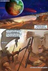 Eternia: Dark Days, Page 1