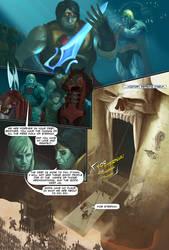 Eternia: Dark Days, Page 3 by Estrada