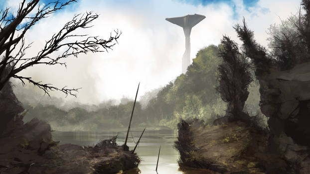 Forest/Swamp environment