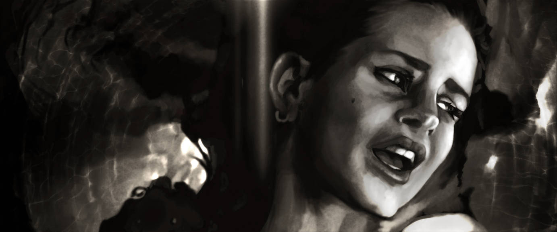 Lana Del Rey by Estrada