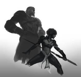 Blade Breakers