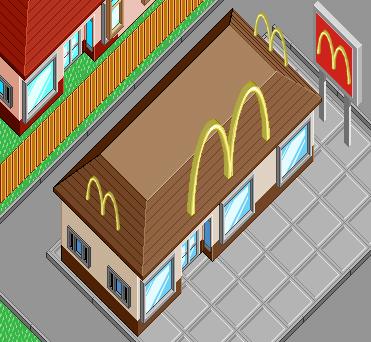 Pixel Art Mcdonalds By Estrada On Deviantart