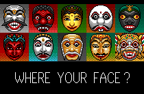 Where Your Face by grafiano90