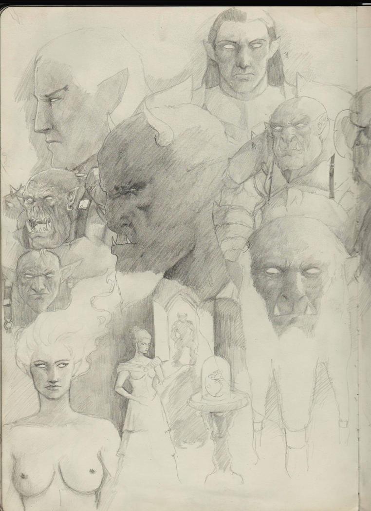 Doodley Oodley's by RRJones