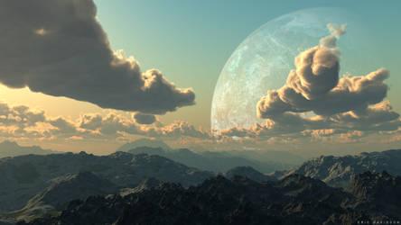 Destination on the Horizon by LightTomorrow