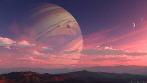 Celestial Morning