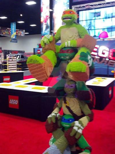 lego ninja turtles 2017 - photo #28