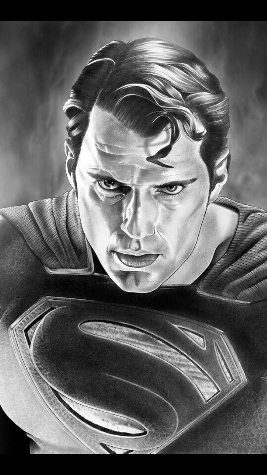 Superman final art by corysmithart