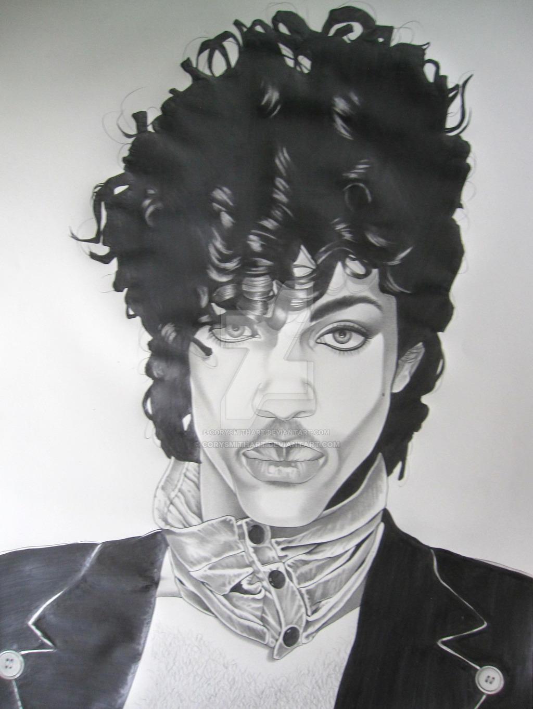 Prince Finished art by corysmithart