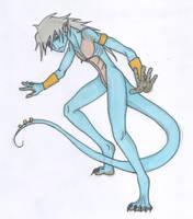 Taeron by Sudenpentulintu