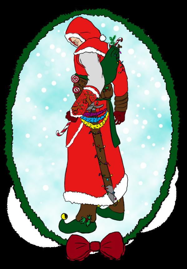Santa Alty by ValaMD