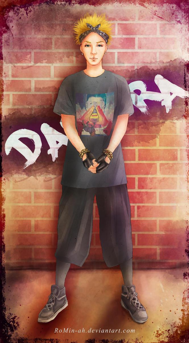 DamnRa by RoMin-ah