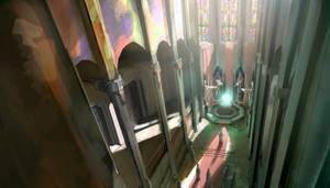The magic council, Speedpaint