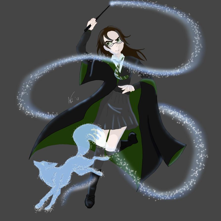 Hogwarts Self-Insert by snivellus747