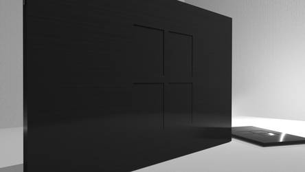 First 3D Model: Tablet PC (3 of 5)
