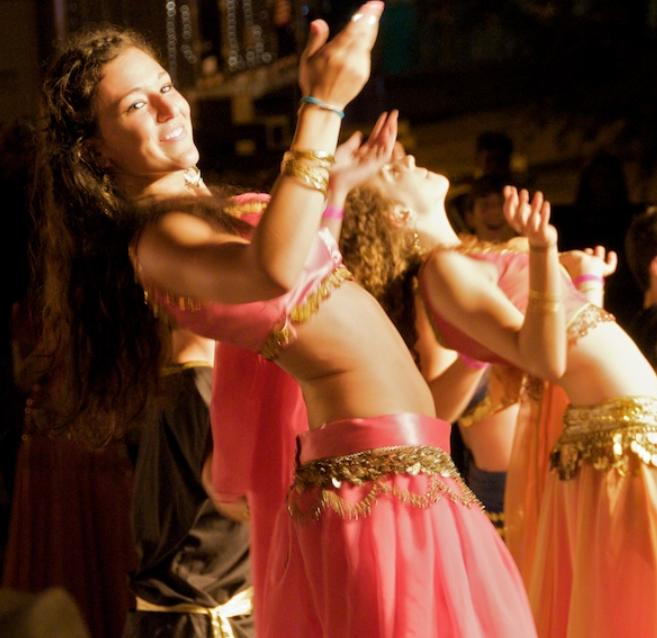 Lebanese Belly Dancing by organic-girl