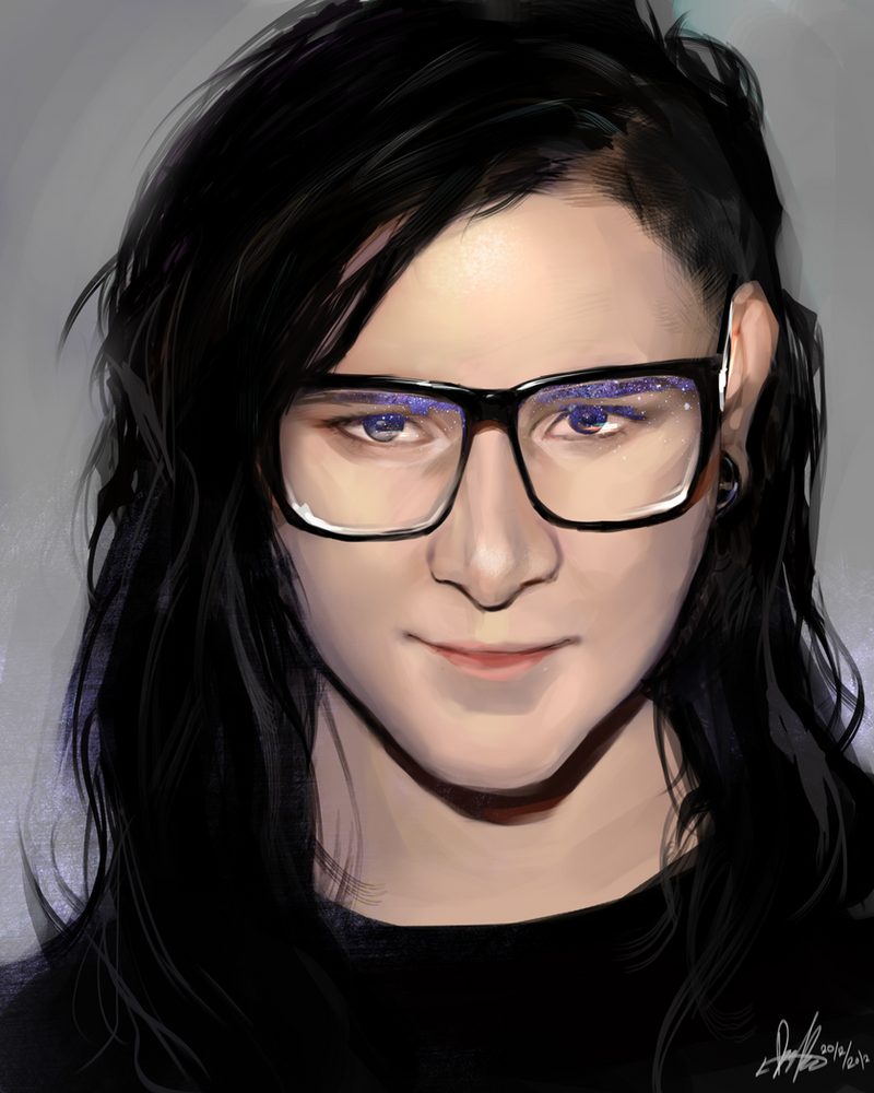 57 Photos Of Skrillex Before He Was Skrillex
