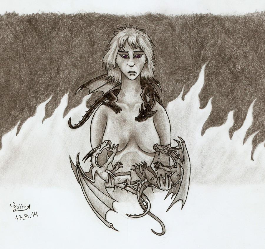Daenerys by Fernoll