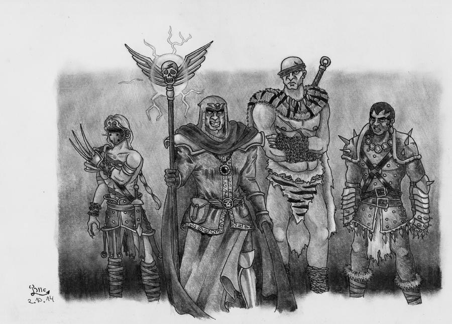 Shadaloo fantasy by Fernoll