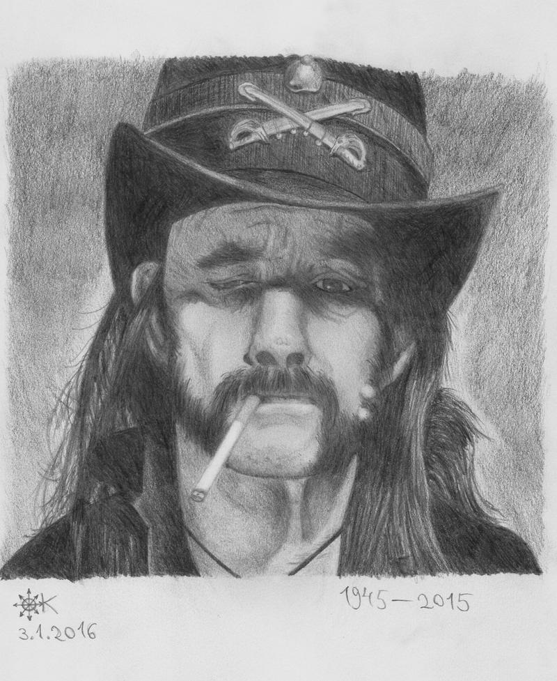 Lemmy by Fernoll