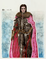 Roose Bolton by Fernoll