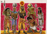 Gods of the sands #2