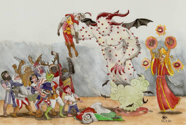 RPG Countries - Summoning of the Plague Demon