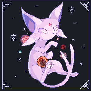 Espeon System by shadyumile