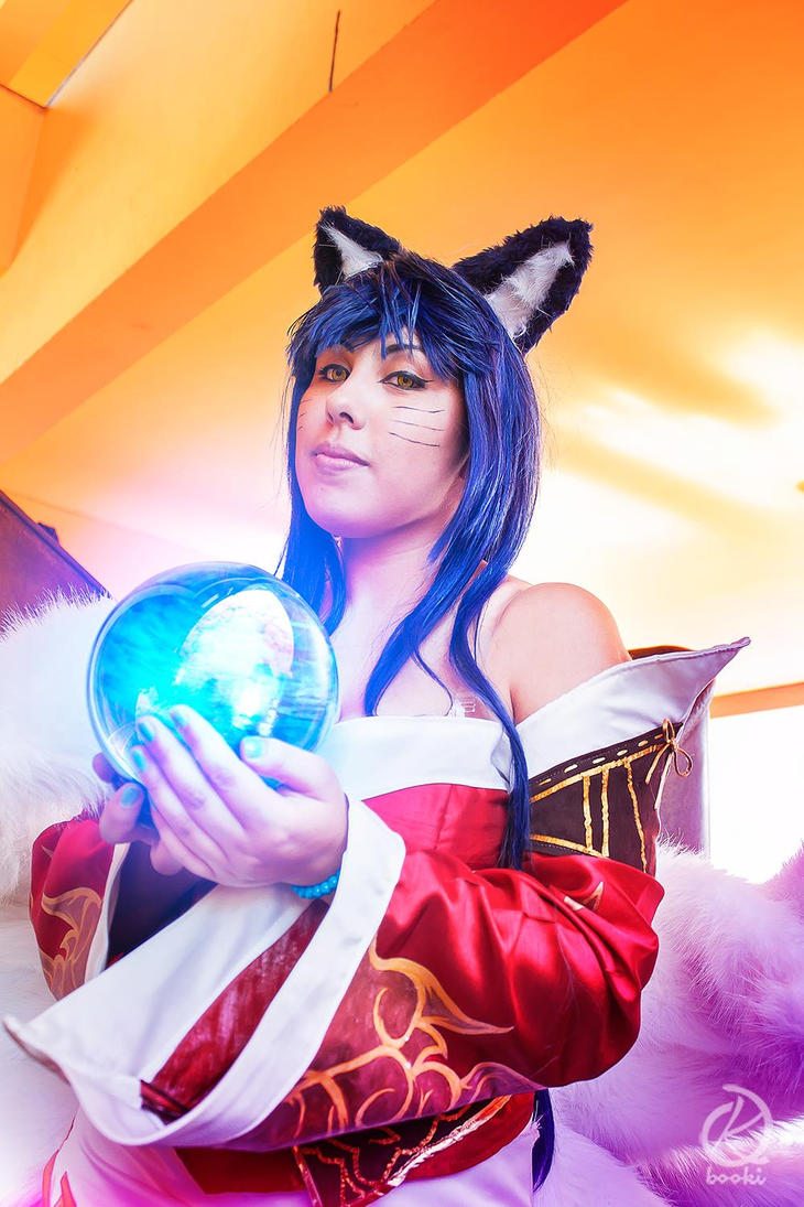 Ahri Cinematic - League of Legends by Norikow