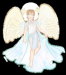[ORIGINAL WORKS] angel harold.