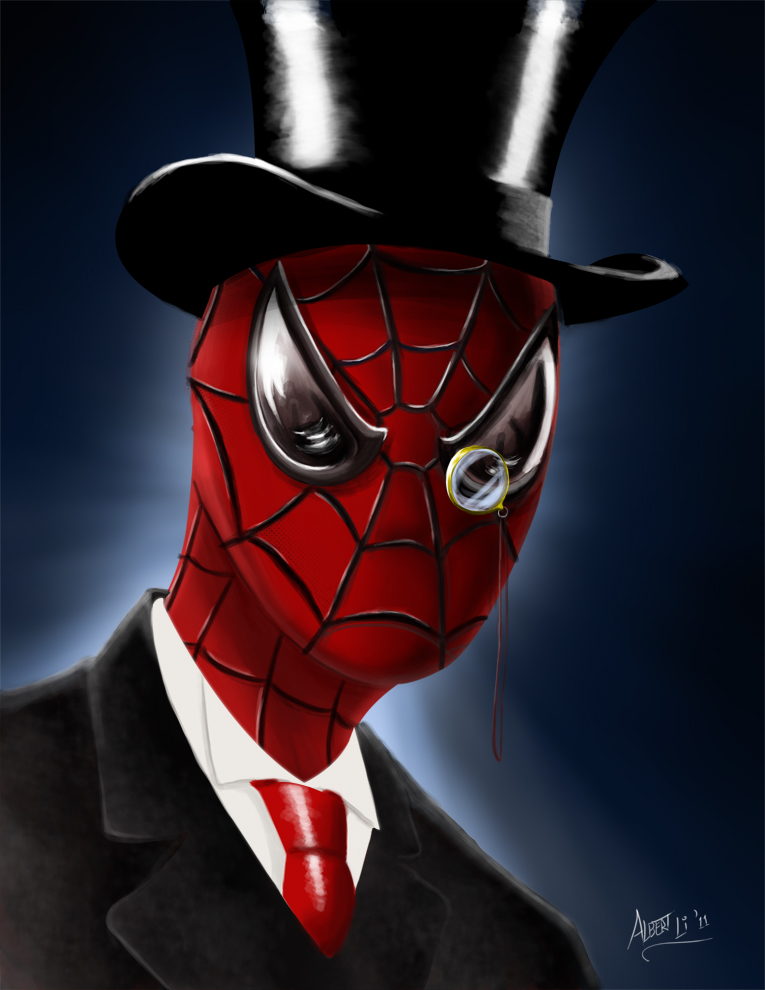 Gentleman Parker by FiercestBard