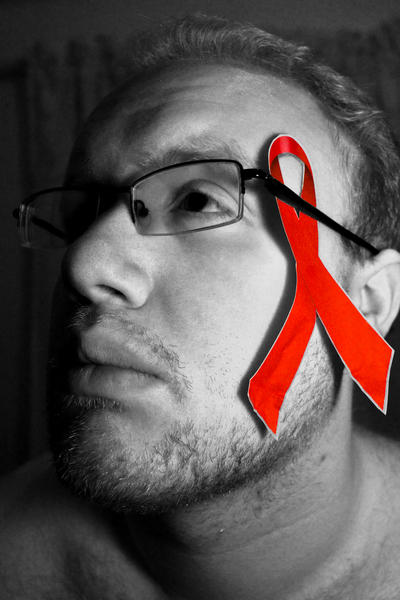 HIV Leaves Its Mark by nomis78