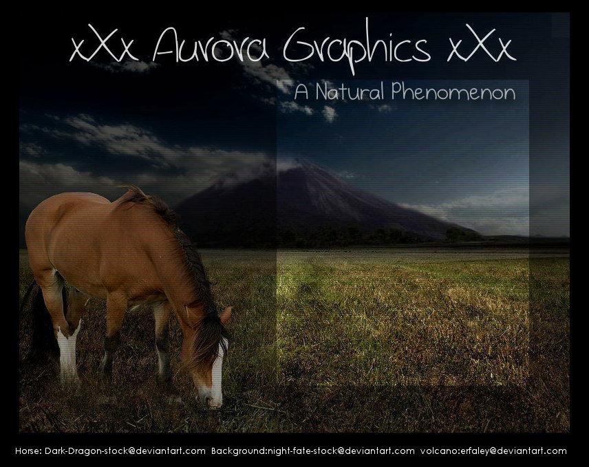 xXx Aurora Graphics xXx Entry by Recreation-09