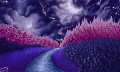 Nocturne Forest