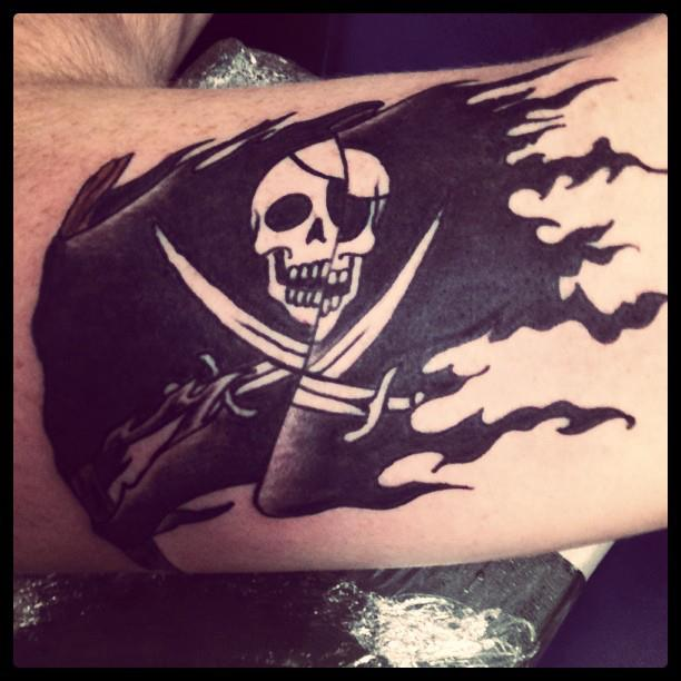 Pirate Flag by Steve-Rieck on DeviantArt