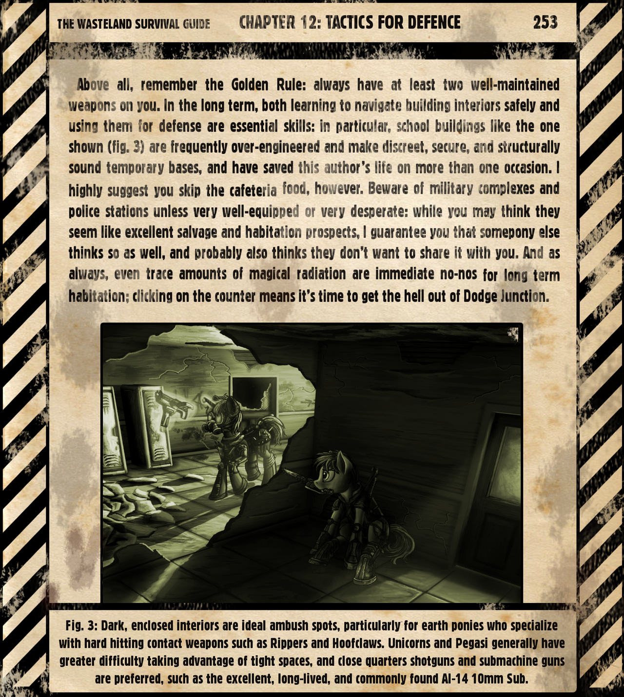 wasteland survival guide page 253 by nukechaser24 on deviantart