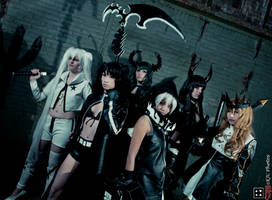 BRS: You've come to the wrong neighborhood by AngelsArcher